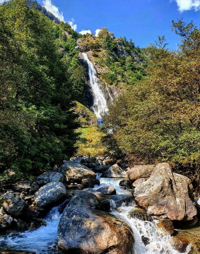 Wasserfall Partschins Tirol