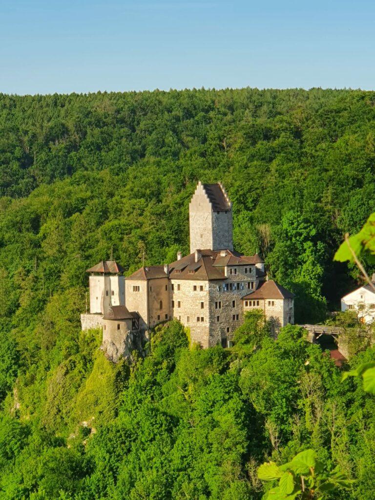 Burg Altmühl