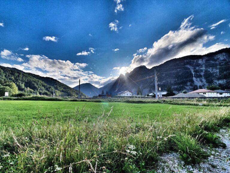 Camping im Karwendel